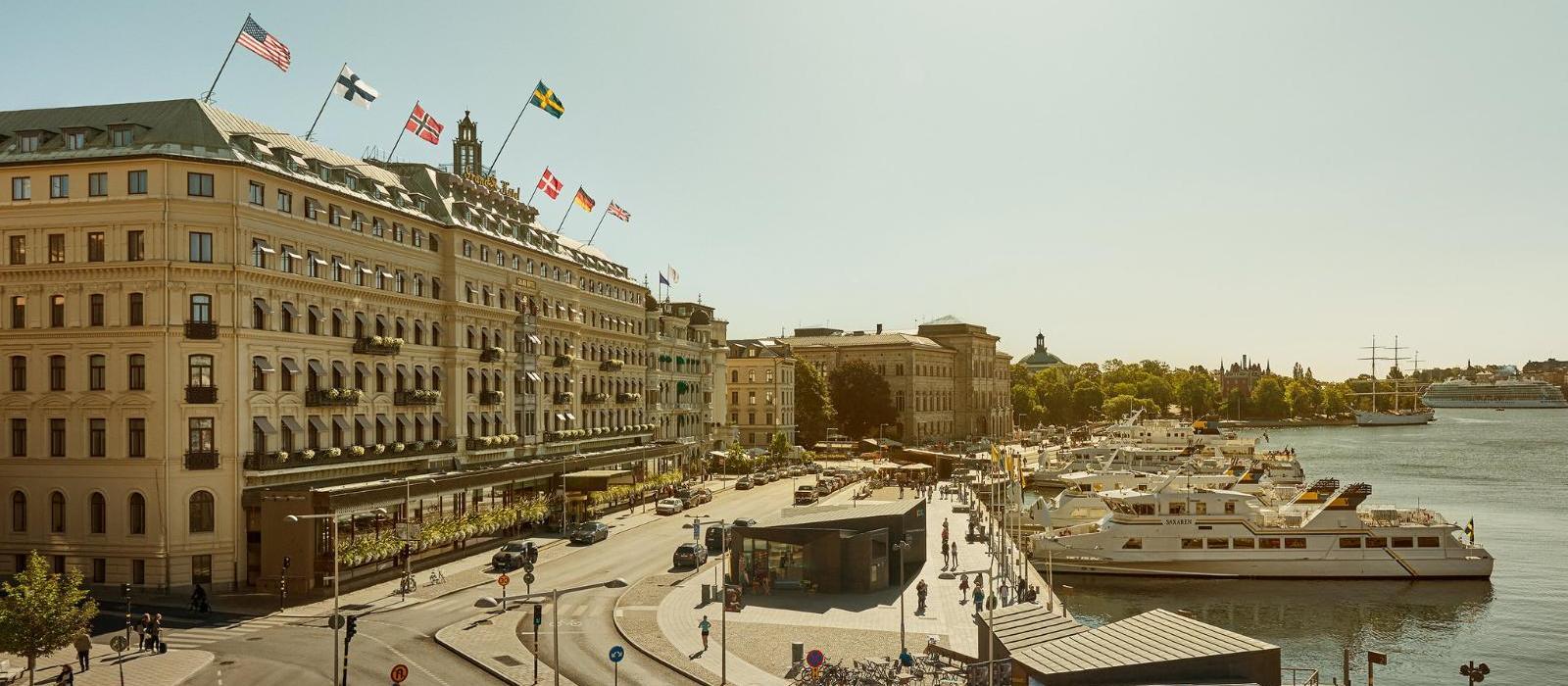 斯德哥尔摩大酒店(Grand Hotel Stockholm) 图片  www.lhw.cn