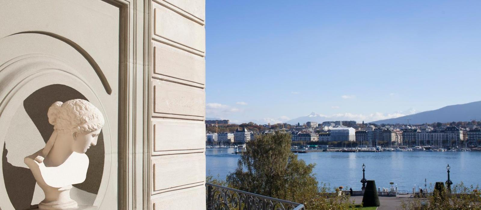 日内瓦宝丽湖景酒店(Beau-Rivage, Geneve) 图片  www.lhw.cn