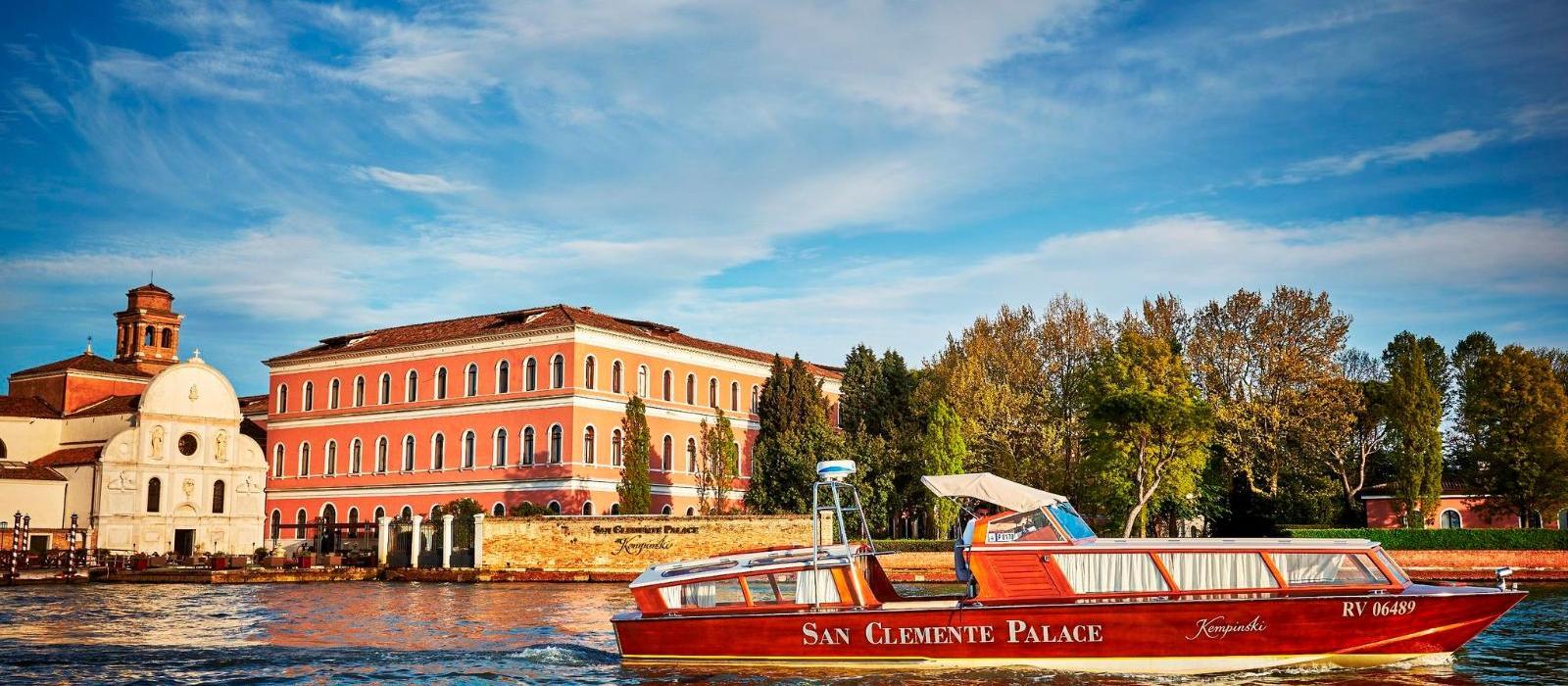 圣克莱门特皇宫凯宾斯基酒店(San Clemente Palace Kempinski) 图片  www.lhw.cn
