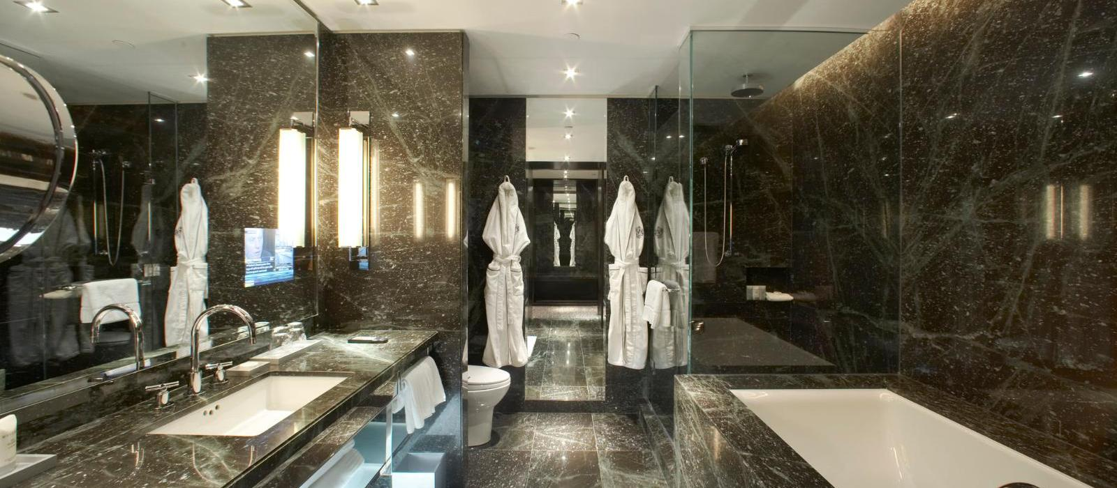 多伦多黑泽尔顿酒店(The  Hazelton Hotel Toronto) 图片  www.lhw.cn