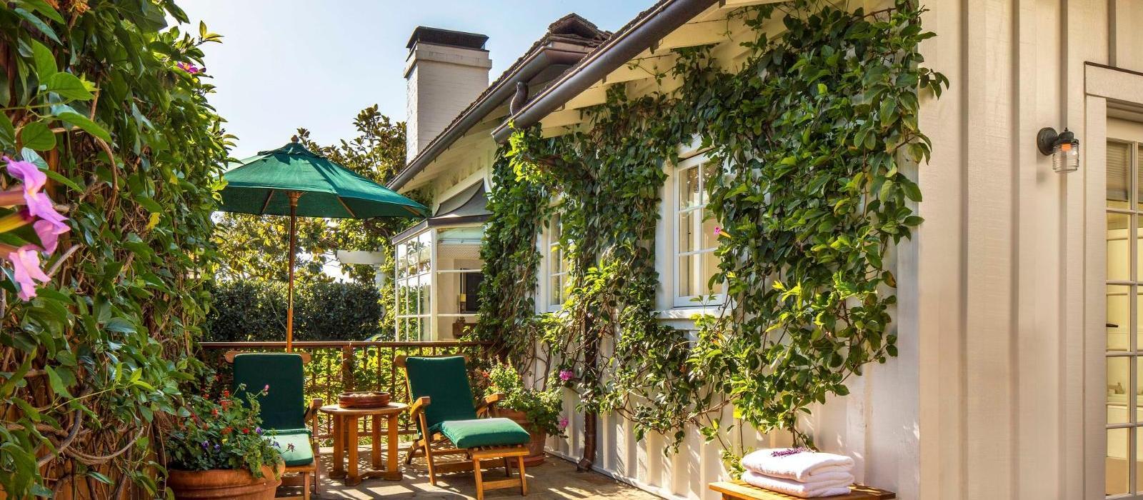 圣思多罗花园度假酒店(San Ysidro Ranch) 图片  www.lhw.cn