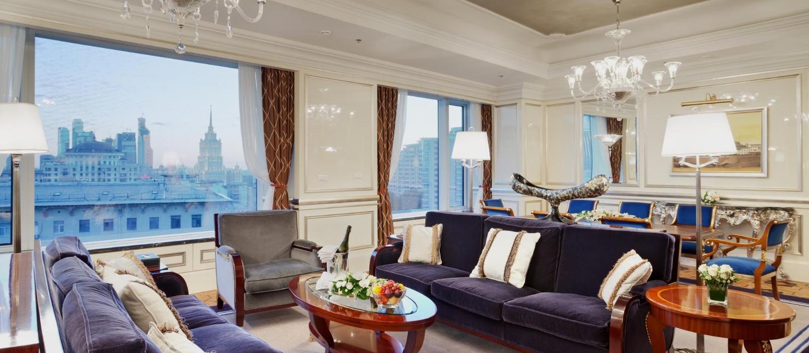 乐天莫斯科酒店(Lotte Hotel Moscow) 图片  www.lhw.cn
