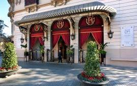 巴塞罗那皇宫酒店(El Palace Barcelona)  www.lhw.cn