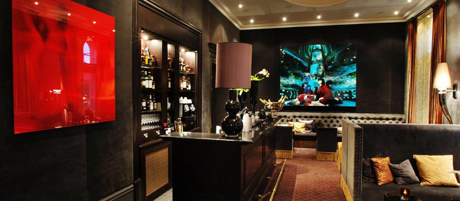 大陆酒店(Hotel Continental) 酒廊图片  www.lhw.cn