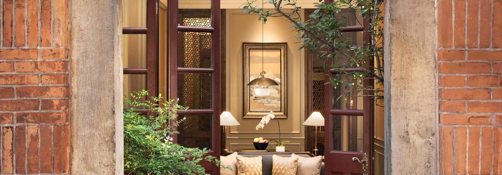 上海建业里嘉佩乐酒店(Capella Shanghai Jian Ye Li) 图片  www.lhw.cn