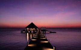 马尔代夫卡努乎拉岛度假酒店(Kanuhura Maldives)  www.lhw.cn