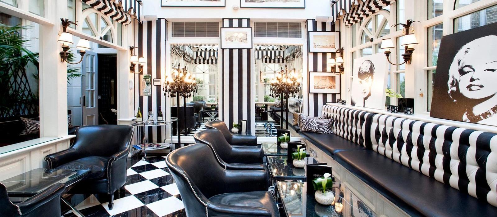 肯辛顿里程碑酒店(The Milestone Hotel & Residences) Conservatory餐厅图片  www.lhw.cn