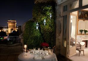 巴黎和法国里维埃拉8日浪漫之旅第1-3天:巴黎巴黎拉斐尔酒店 www.lhw.cn