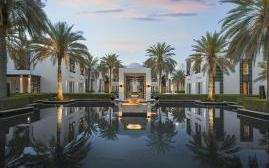 马斯喀特澈笛度假酒店(The Chedi Muscat)  www.lhw.cn