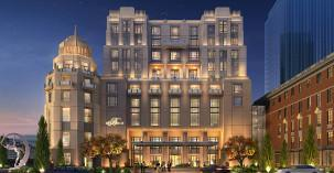 上海苏宁宝丽嘉酒店{Bellagio Shanghai) www.lhw.cn