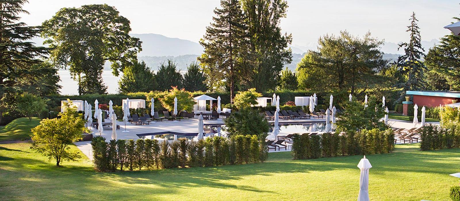 日内瓦瑞瑟夫水疗酒店(La Reserve Geneve Hotel, Spa & Villa) 图片  www.lhw.cn