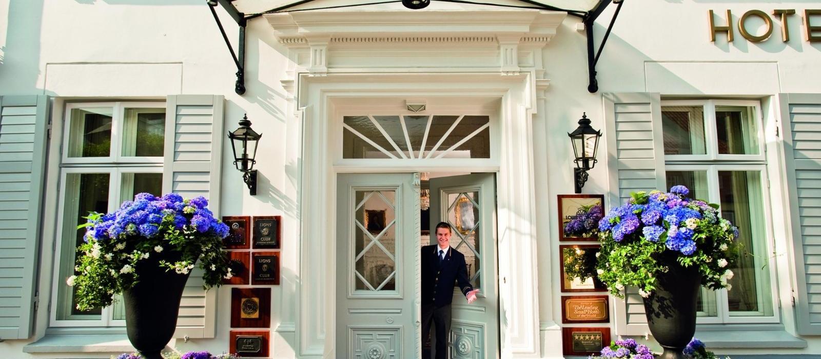 雅各布路易斯古邸酒店(Hotel Louis C. Jacob) 图片  www.lhw.cn
