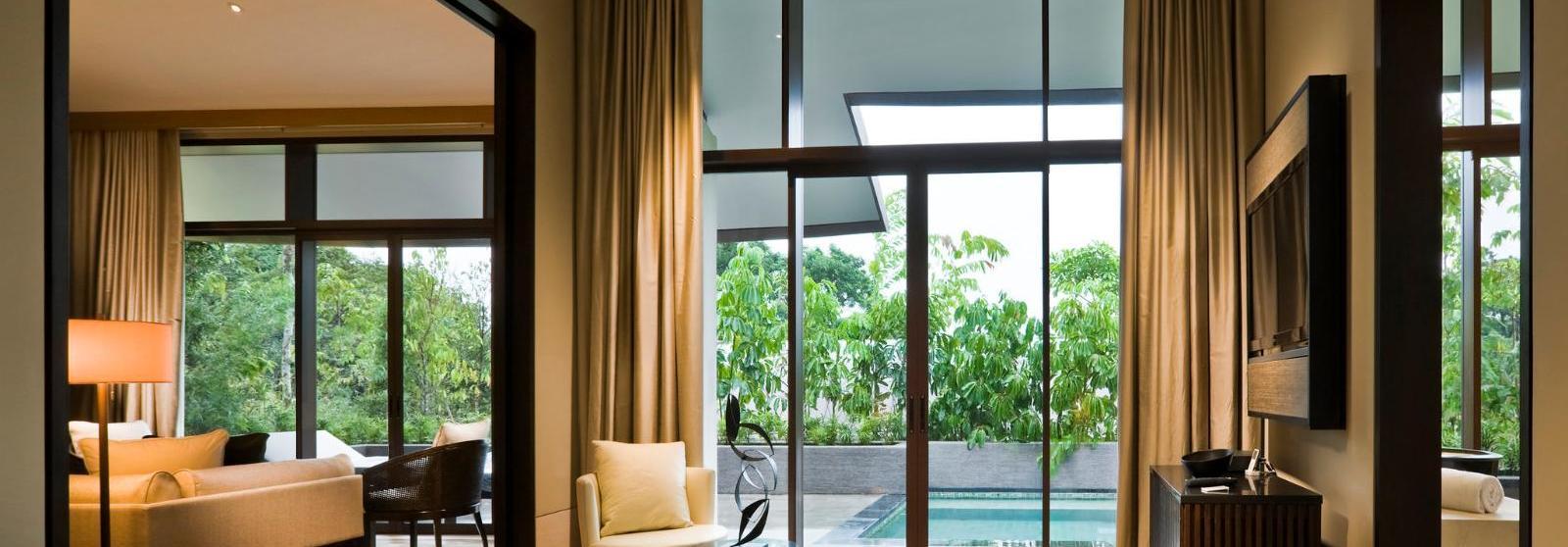 新加坡嘉佩乐酒店(Capella Singapore) 单卧别墅图片  www.lhw.cn
