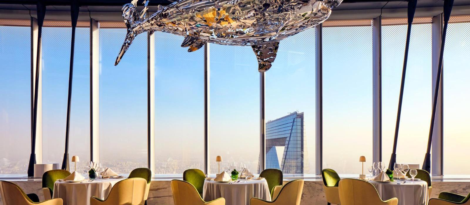 J 酒店上海中心(J Hotel Shanghai Tower) 图片  www.lhw.cn