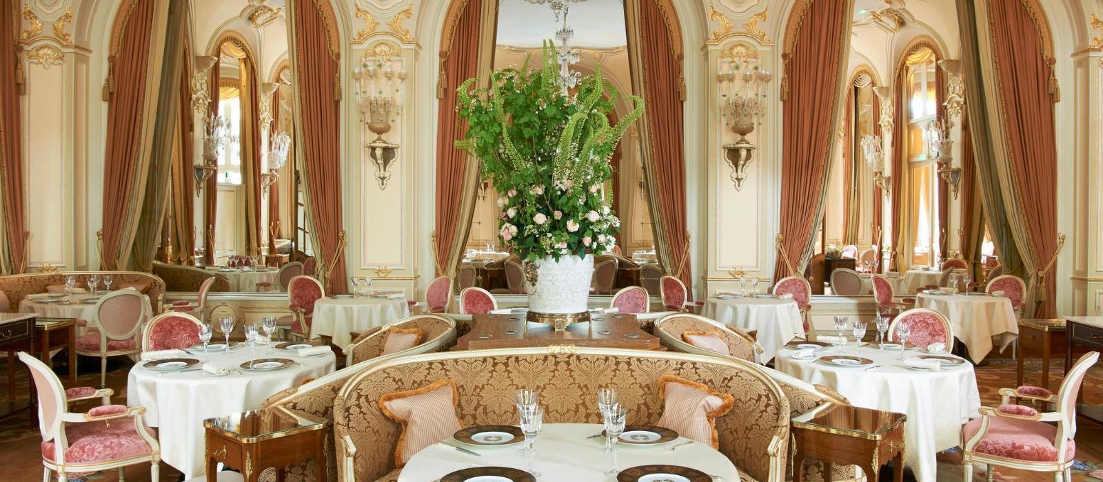 巴黎丽兹酒店(Ritz Paris) L Espadon 餐厅图片  www.lhw.cn