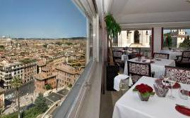 哈斯勒罗马酒店(Hassler Roma)  www.lhw.cn