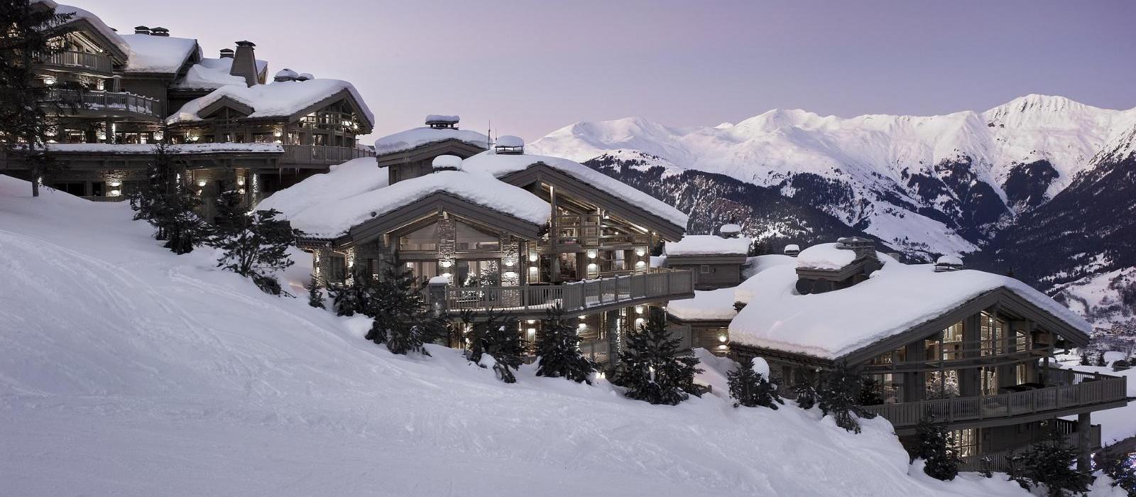 雪山乐途精品酒店(Hotel Le K2 Palace) 图片  www.lhw.cn