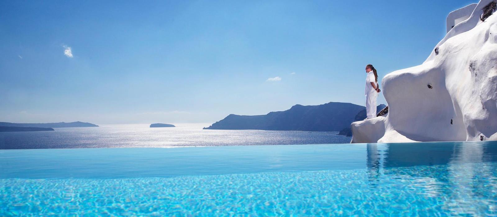 圣托里尼嘉邸祺度假酒店(Katikies Santorini) 远眺图片  www.lhw.cn