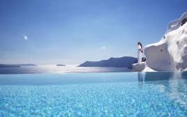 圣托里尼嘉邸祺度假酒店(Katikies Santorini)  www.lhw.cn