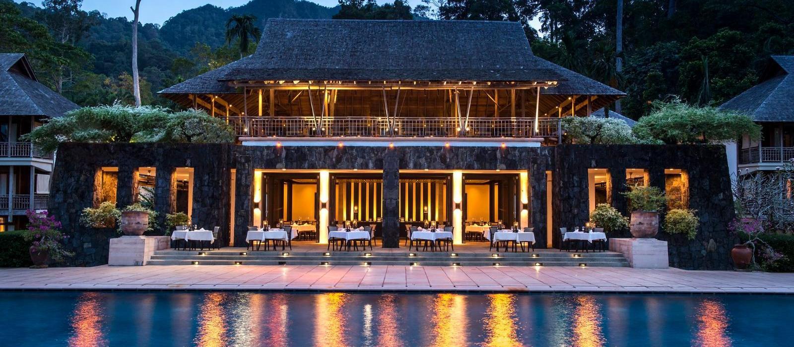 兰卡威达泰度假酒店(The Datai Langkawi) 图片  www.lhw.cn