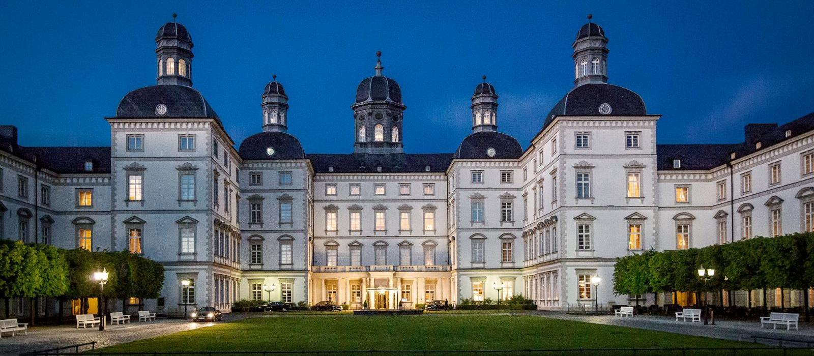 阿尔霍夫本斯贝格城堡酒店(Althoff Grandhotel Schloss Bensberg) 图片  www.lhw.cn