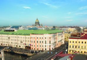莫斯科、圣彼得堡7天文化藝術之旅第4-7天:圣彼得堡塔倫帝國酒店 www.yisecj.live