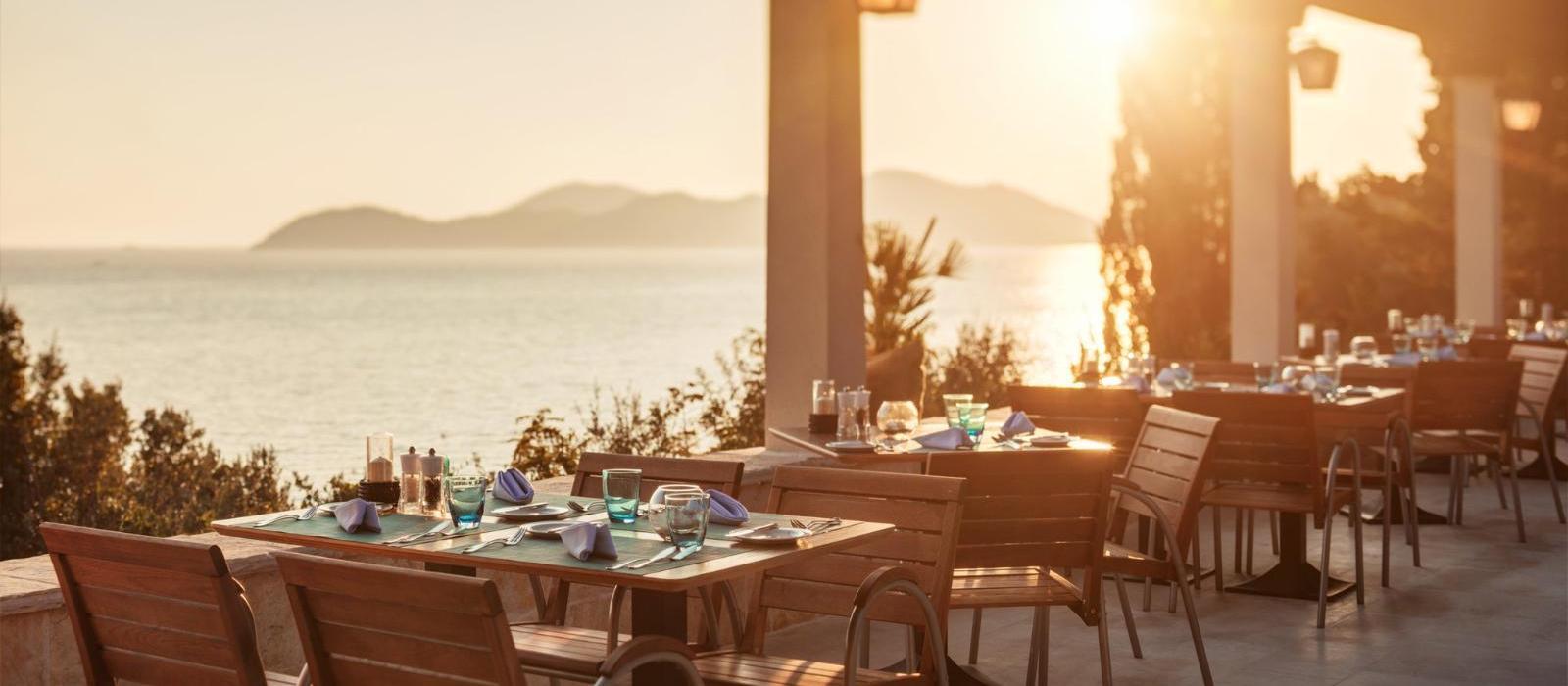 杜布罗夫尼克太阳花园度假酒店(Sun Gardens Dubrovnik) 图片  www.lhw.cn