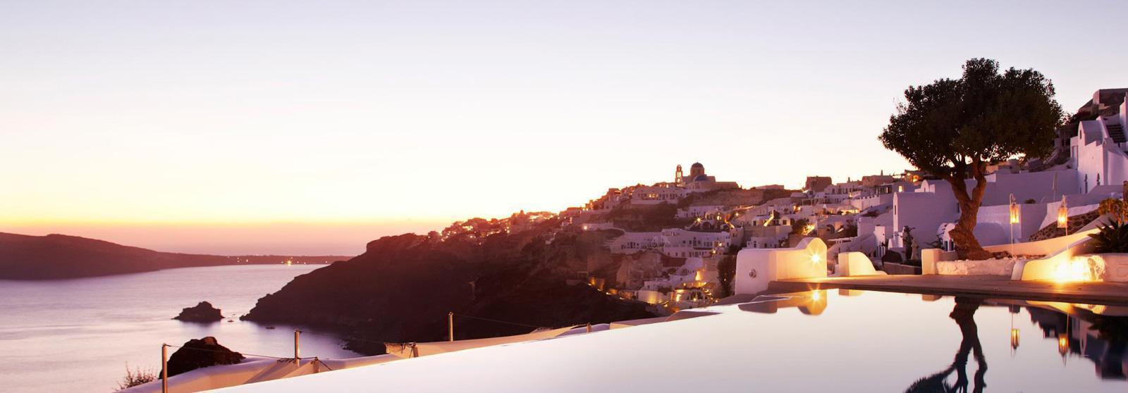 圣托里尼琪丽霓酒店(Kirini Santorini)【 圣托里尼岛,希腊】 酒店  www.lhw.cn
