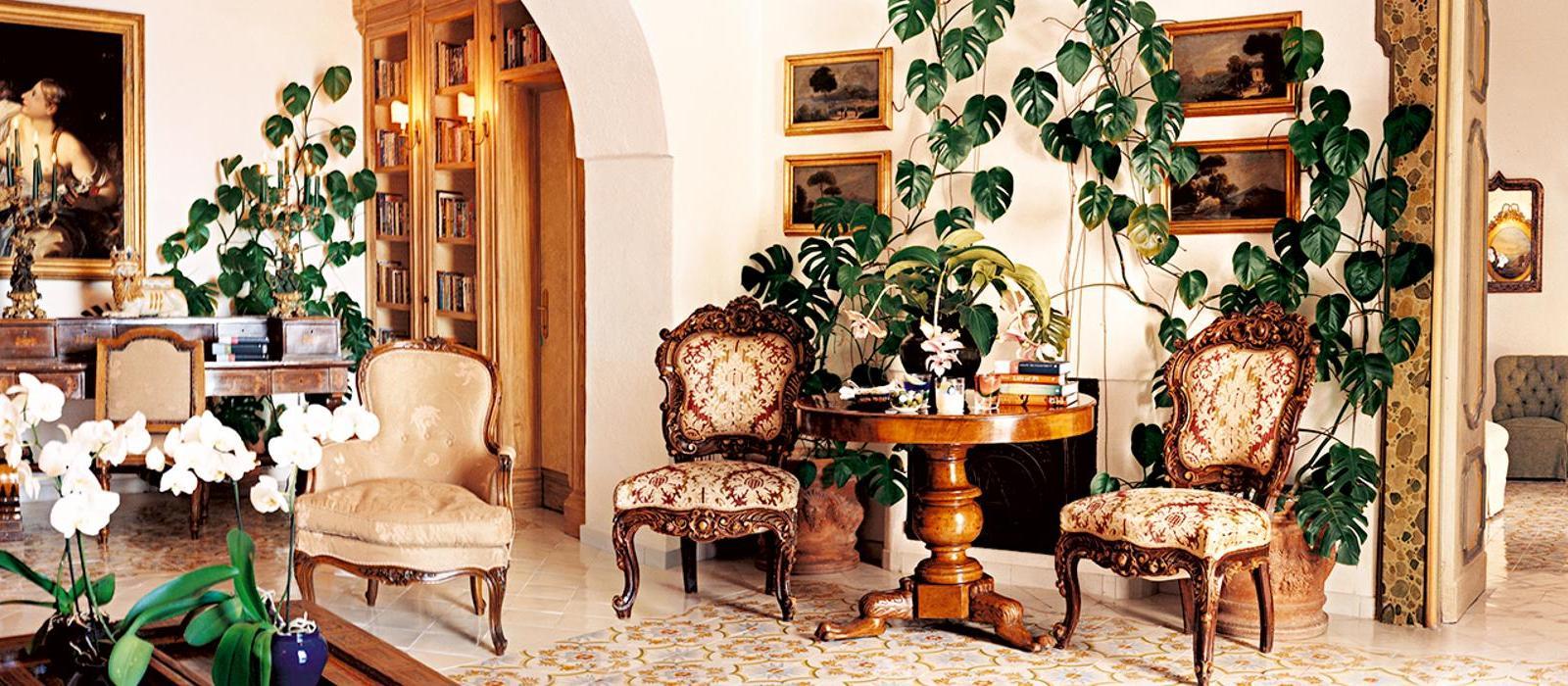 乐西诺海景酒店(Le Sirenuse) 图片  www.lhw.cn