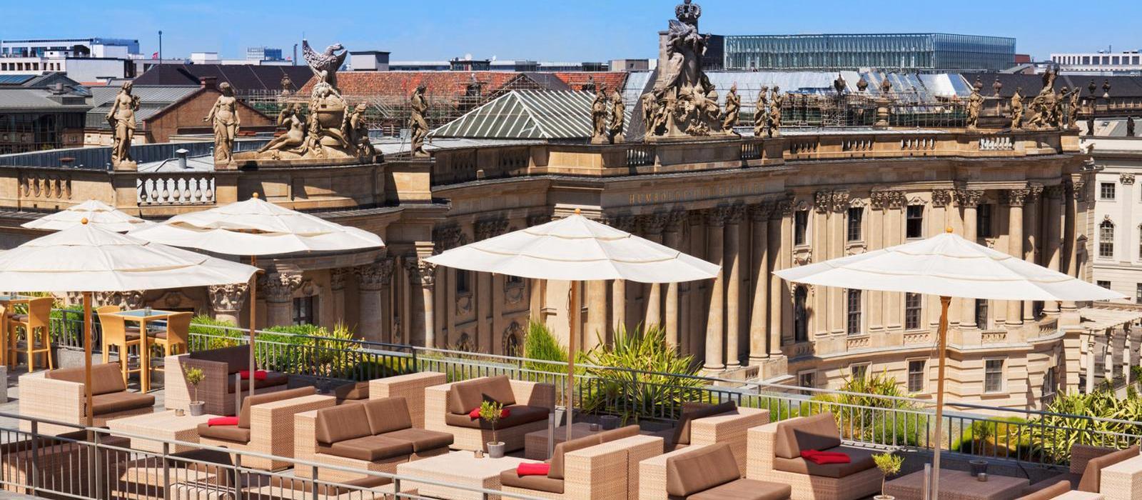 洛克福特罗马大酒店(Rocco Forte Hotel De Rome) 图片  www.lhw.cn