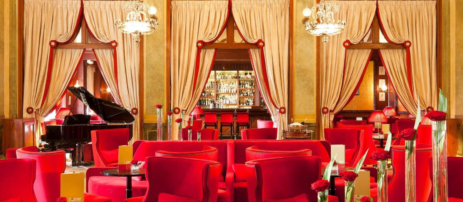多维尔巴里耶尔皇家酒店(Hotel Barriere Le Royal Deauville) 图片  www.lhw.cn