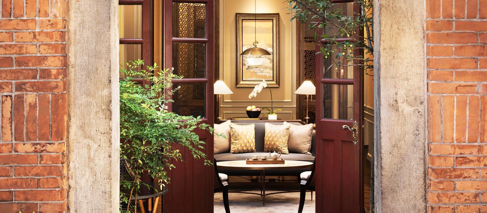 上海建业里嘉佩乐酒店(Capella Shanghai Jian Ye Li)【 上海,中国】 酒店  www.lhw.cn