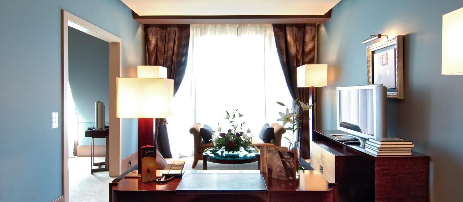 富诗之家酒店(Casa Fuster) 高级套房图片  www.lhw.cn