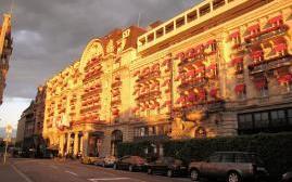 洛桑皇宫温泉酒店(Lausanne Palace)  www.lhw.cn