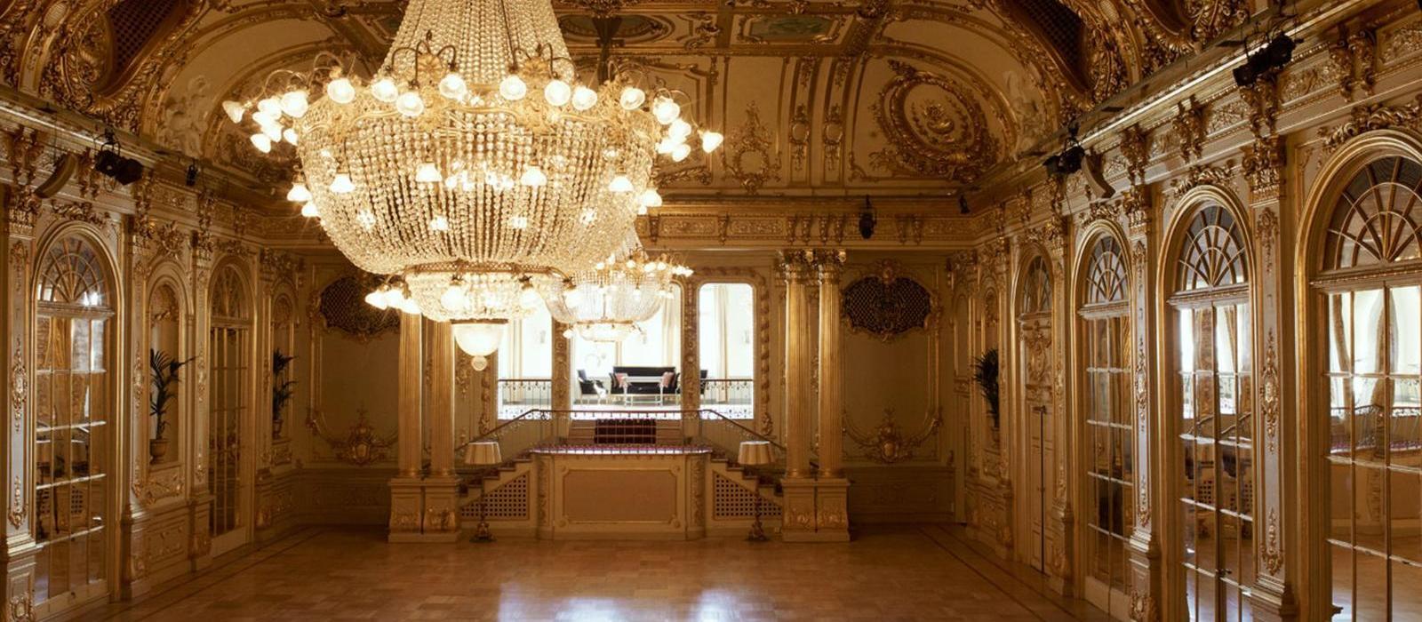斯德哥尔摩大酒店(Grand Hotel Stockholm) Spegelsalen多功能厅图片  www.lhw.cn