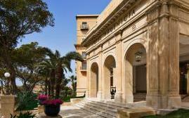 马耳他翡霓麒酒店(The Phoenicia Malta)  www.lhw.cn