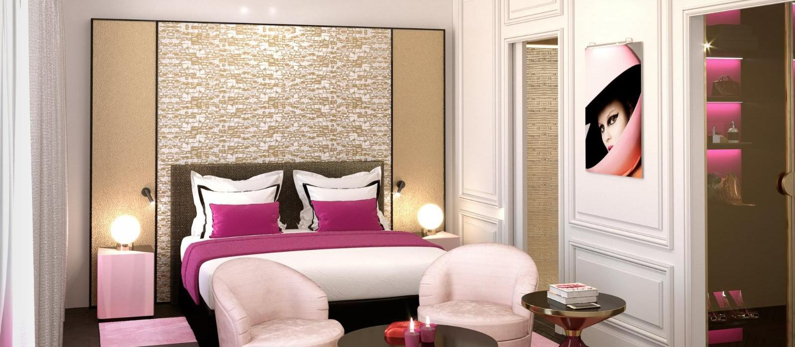 馥颂酒店(Fauchon L Hotel Paris) 图片  www.lhw.cn
