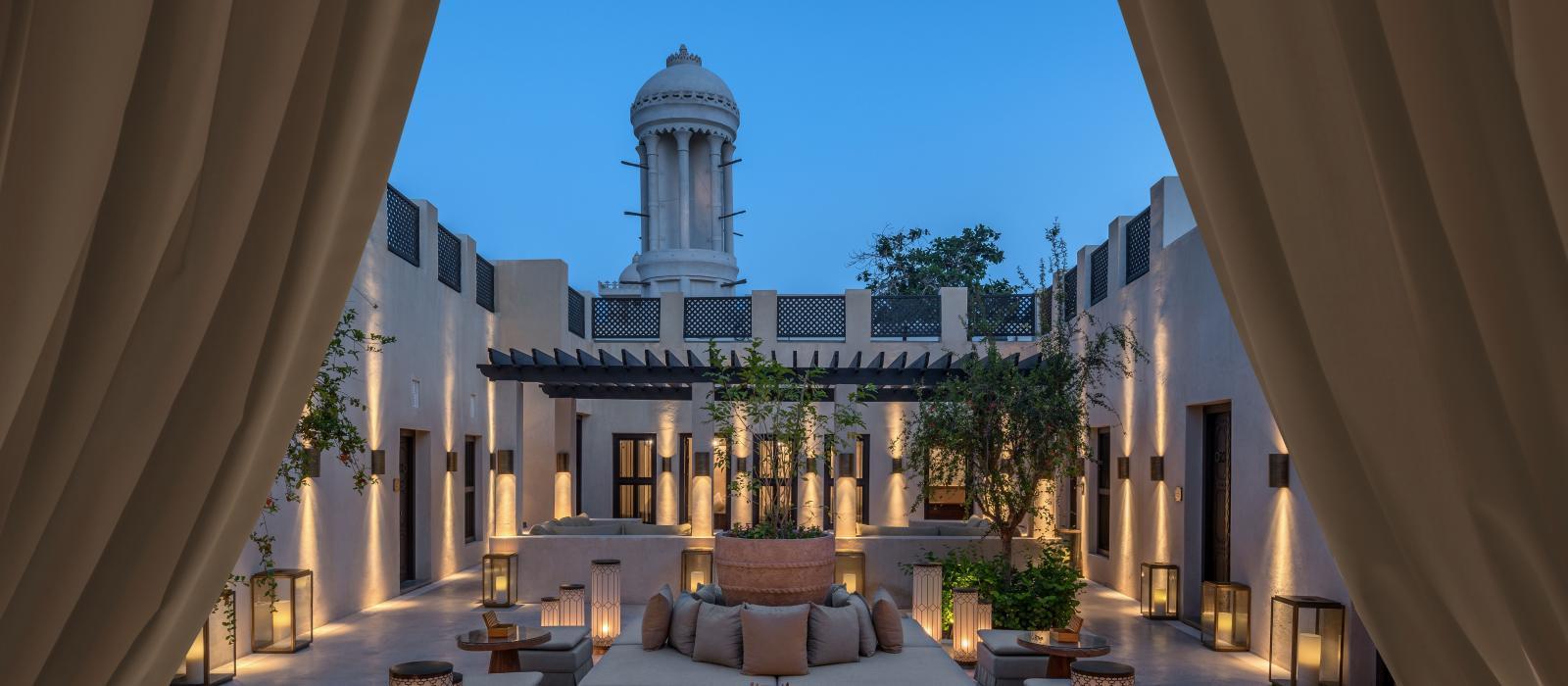 沙迦艺博度假酒店(Al Bait Sharjah, UAE)【 沙迦,阿联酋】 酒店  www.lhw.cn