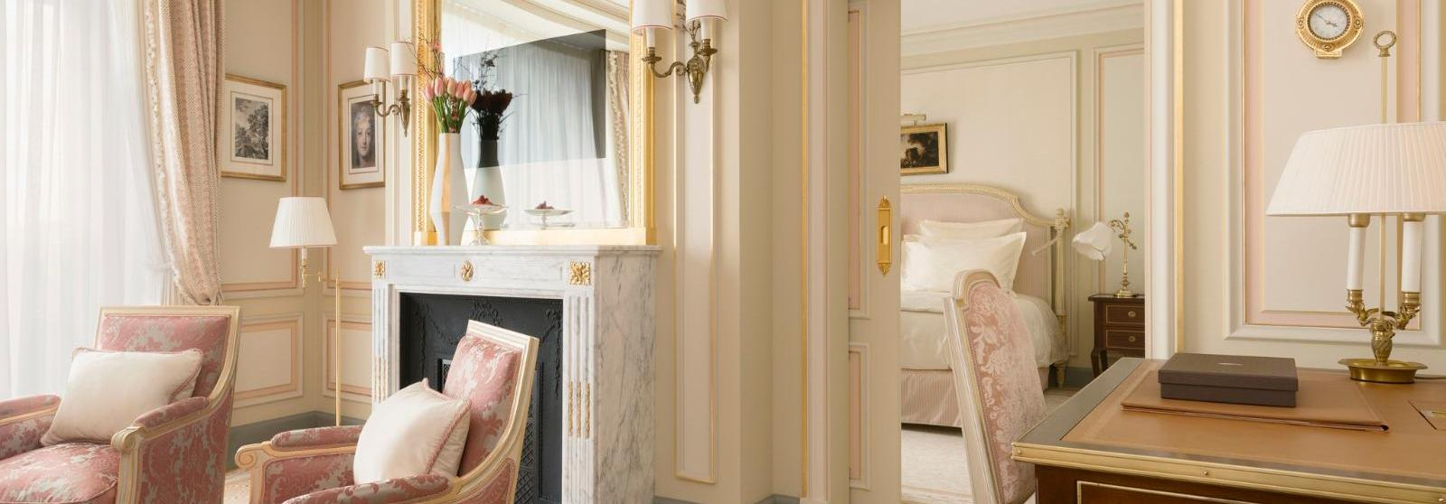 巴黎丽兹酒店(Ritz Paris) 行政套房图片  www.lhw.cn