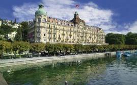 卢塞恩皇轩酒店(Palace Luzern)  www.lhw.cn