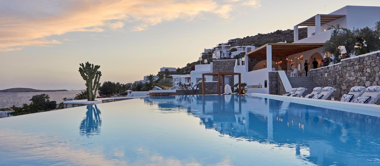 米克诺斯嘉邸祺度假酒店(Katikies Mykonos) 图片  www.lhw.cn