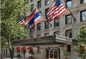 为期一周的美国历史发现之旅第1-3天:纽约纽约雅典娜广场酒店 www.lhw.cn