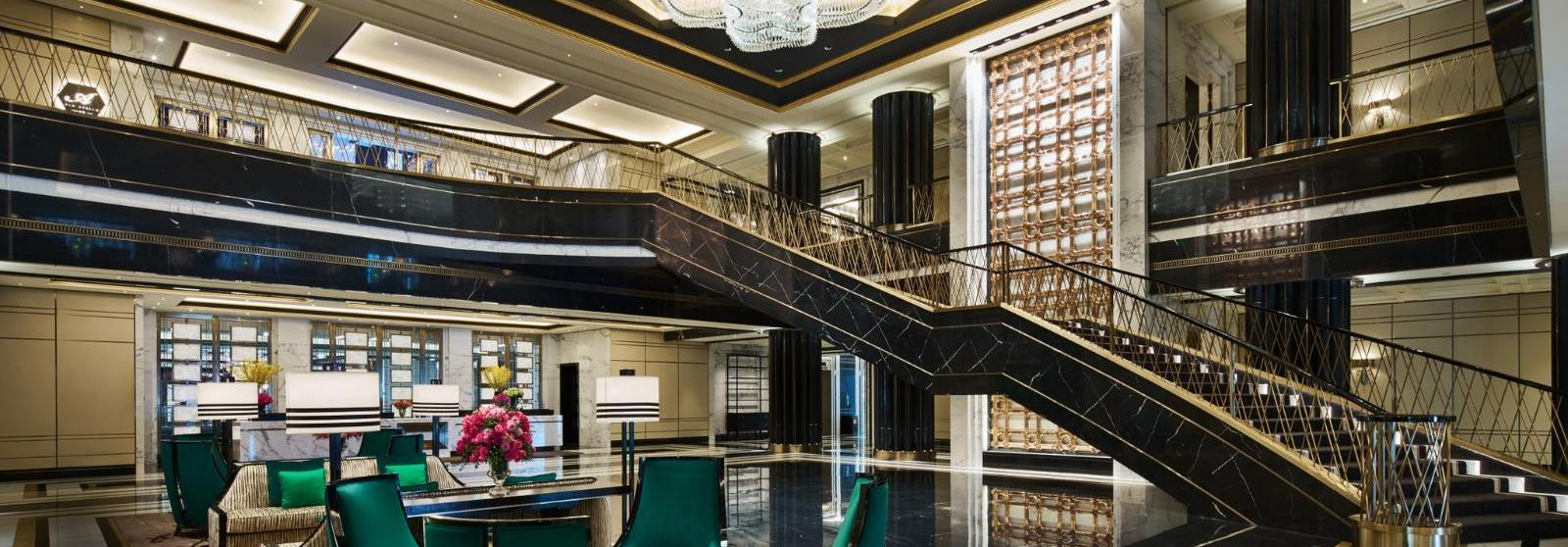 上海苏宁宝丽嘉酒店(Bellagio Shanghai) 图片  www.lhw.cn