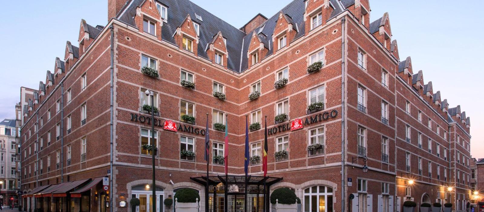 洛克福特阿米戈豪华酒店(Rocco Forte Hotel Amigo) 外观图片  www.lhw.cn