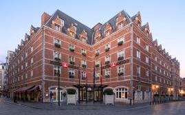 洛克福特阿米戈豪华酒店(Rocco Forte Hotel Amigo)  www.lhw.cn