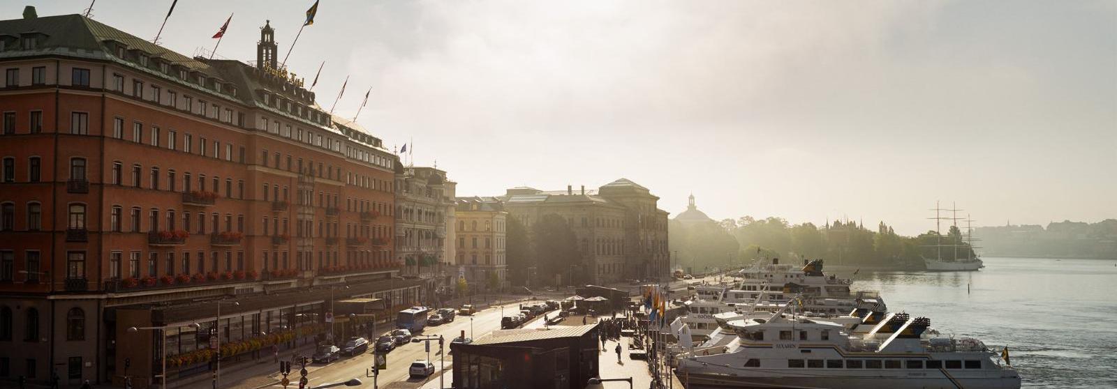 斯德哥尔摩大酒店(Grand Hotel Stockholm) 外观图片  www.lhw.cn
