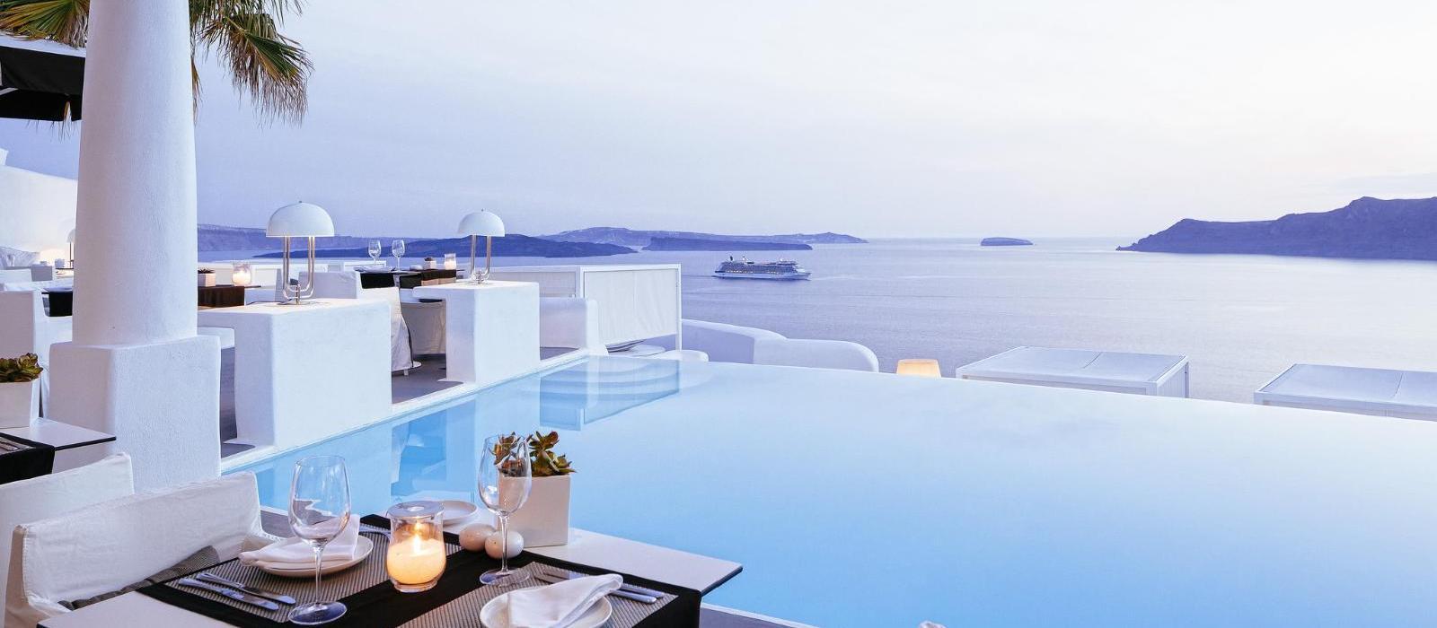 圣托里尼嘉邸祺琪丽霓酒店(Katikies Kirini Santorini) 图片  www.lhw.cn