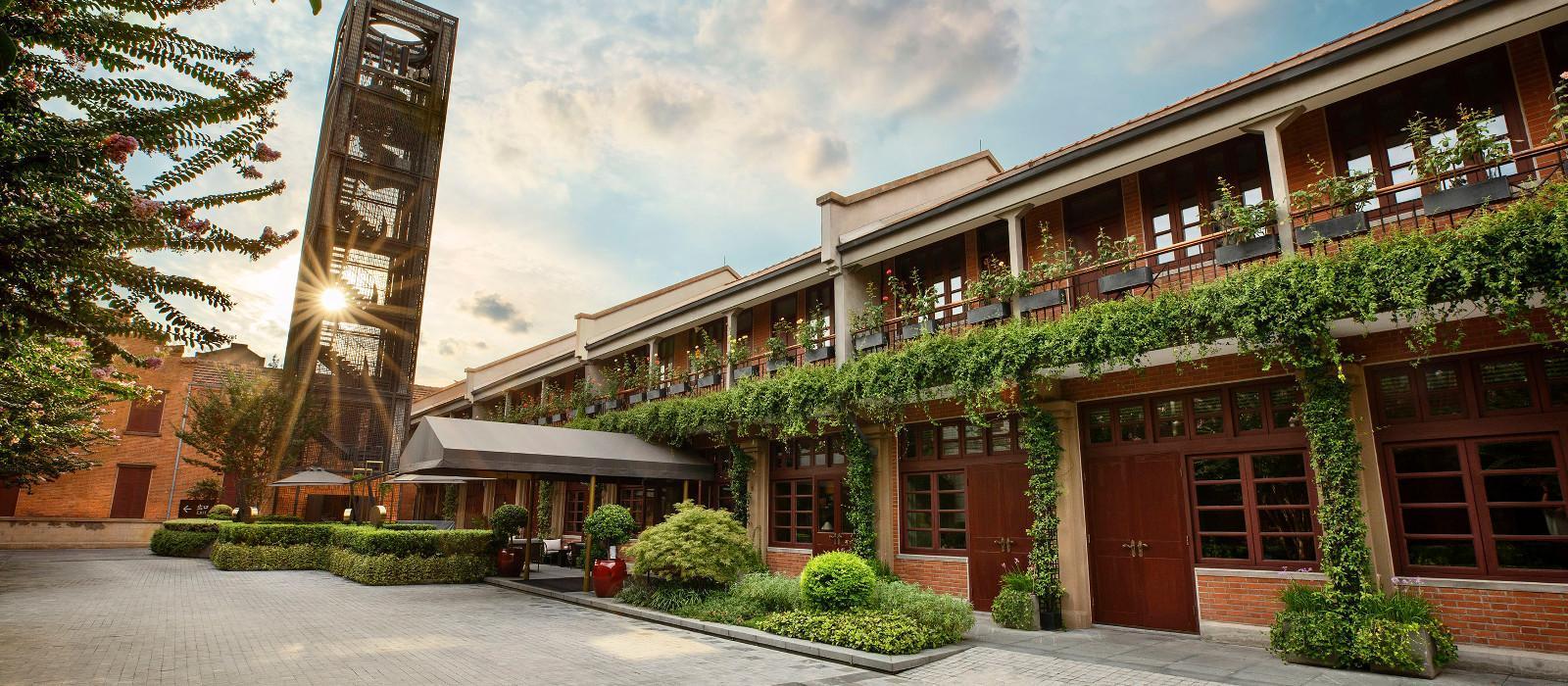 上海建业里嘉佩乐酒店(Capella Shanghai, Jian Ye Li)【 上海,中国】 酒店  www.lhw.cn