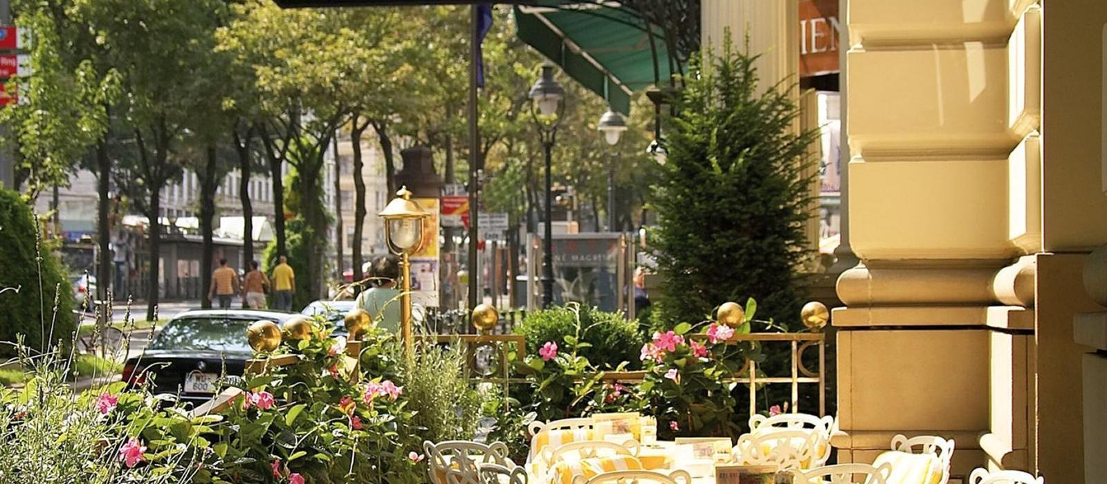 维也纳大酒店(Grand Hotel Wien) 户外图片  www.lhw.cn