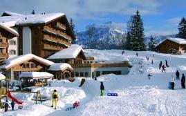 瑞峰木屋水疗度假酒店(Chalet Royalp Hotel & Spa)  www.lhw.cn